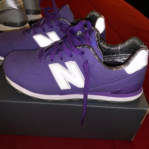 LavenderGray New Balance
